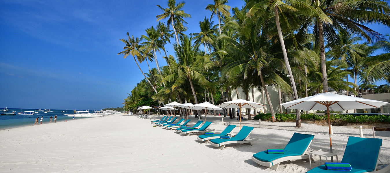 Henann Resort Alona Beach Bohol Beachfront