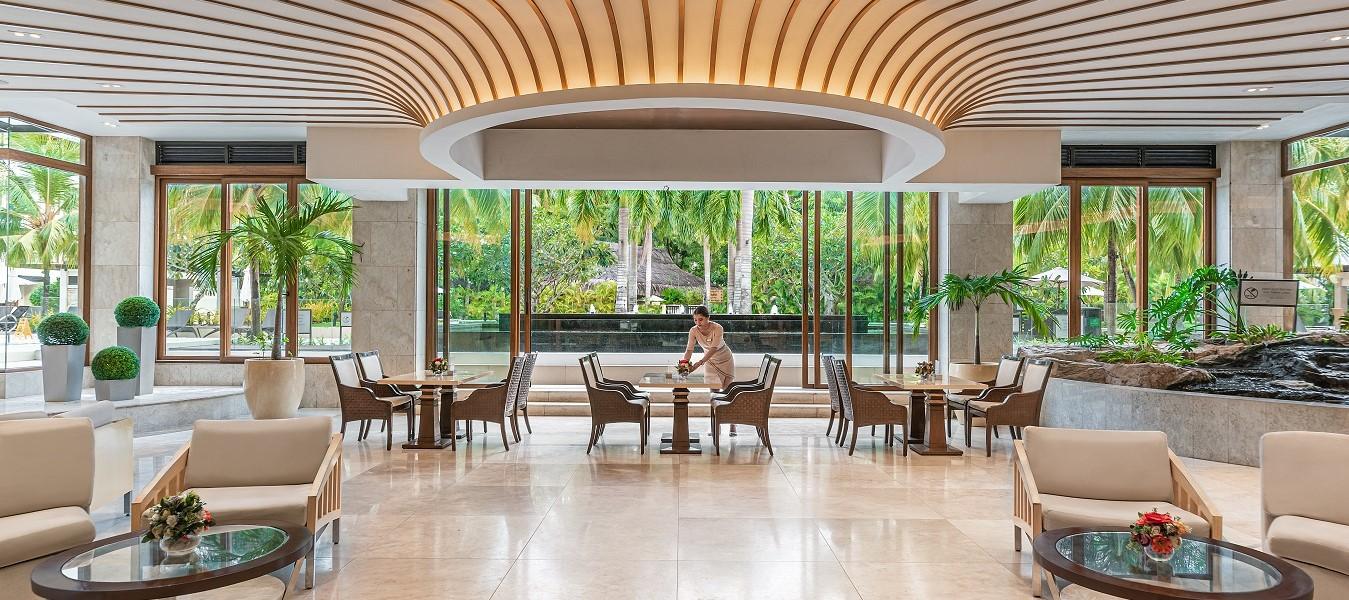 Henann Resort Alona Beach  Bohol  U2022 Lobby Lounge